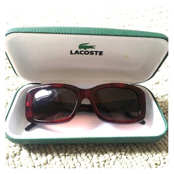 3a413e0164d2 Women s Lacoste Sunglasses. M 5ae60bf784b5ce47d4dde92e